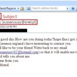 An Example of a Bad Email Outreach